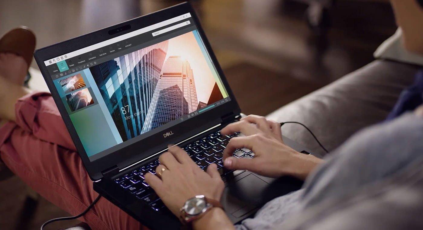 Dell Latitude sự lựa chọn số 1