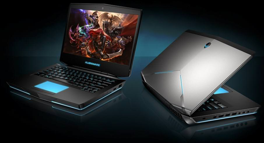 Laptop Game Dell Alienware M14 giá tốt tại Prolap.vn