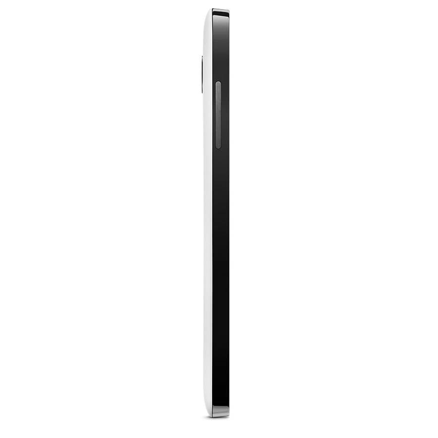Cạnh trái điện thoại Google Nexus 5 màu trắng