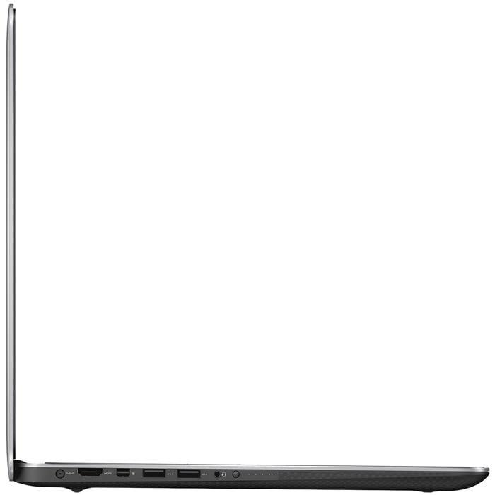 Cổng giao tiếp bên trái Ultrabook Dell XPS 15 core i7